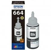 Refil P/Tanque de Tinta Preto T664120 (L110 / L200 / L355 / L365 / L375 / L395 ) - Epson