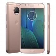 Smartphone Moto G5 S Plus TV Digital XT1802 Octa-Core Android 7.1, Tela 5.5, 32GB, 13MP, 4G, Dual Chip Ouro Rose - Motorola
