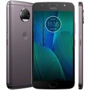 Smartphone Moto G5 S Plus TV Digital XT1802 Octa-Core Android 7.1, Tela 5.5, 32GB, 13MP, 4G, Dual Chip Platinum - Motorola