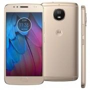 Smartphone Moto G5 S XT1792 Octa-Core Android 7.1, Tela 5.2, 32GB, 16MP, 4G, Dual Chip, Ouro - Motorola