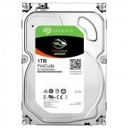 SSHD Sata 3,5 Hibrido (8GB SSD) Fire Cuda 1TB 7200RPM 64MB Sata III ST1000DX002 - Seagate