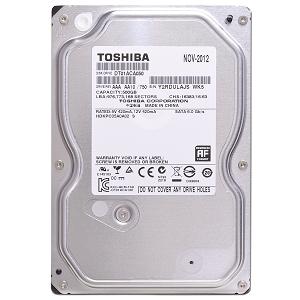 Hard Disk 500GB 7200RPM Sata III DT01ACA050 - Toshiba
