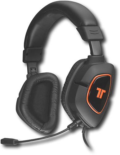 Fone de Ouvido Tritton AX180 Universal (PC, Xbox 360 e Playstation 3) TR1901090002 - Mad Catz