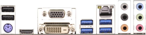 Placa Mãe LGA 1150 H87 Pro4 90-MXGPA0-A0UAYZ (S/V/R) - AS-ROCK