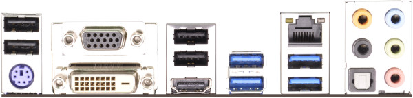 Placa Mãe LGA 1150 H87M (S/V/R) 90-MXGPX0-A0UAYZ - AS-ROCK