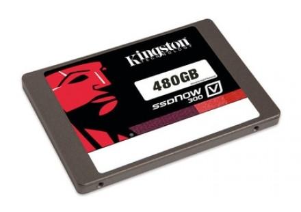 SSD 480GB V300 Sata III 2.5 Blister SV300S37A/480G - Kingston