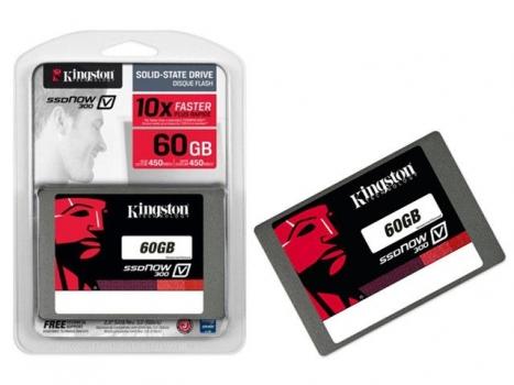 SSD 60GB V300 Sata III 2.5 Blister SV300S37A/60G - Kingston