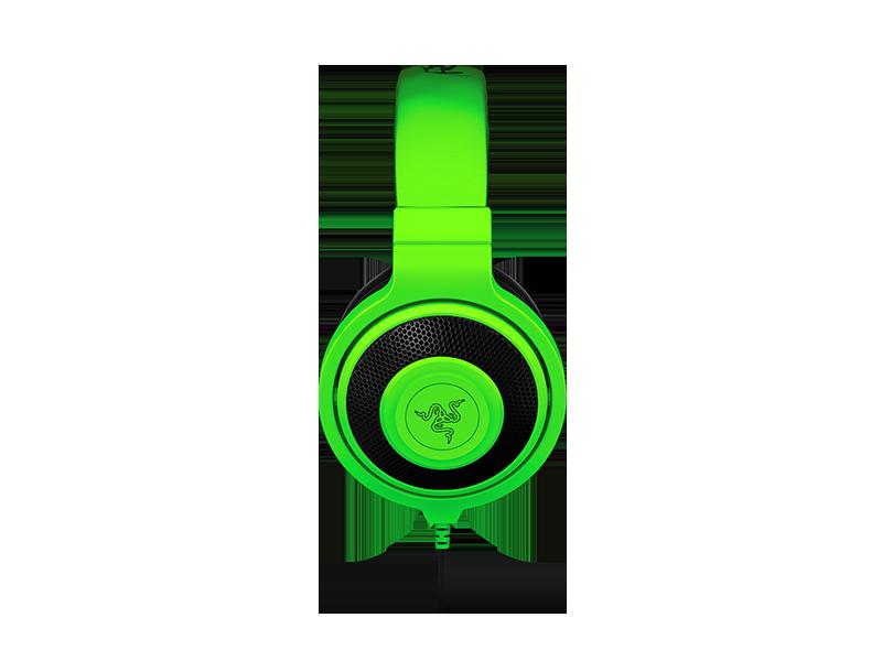 Fone de Ouvido com Microfone Kraken Pro 2015 Verde RZ04-01380200-R3U1 - Razer