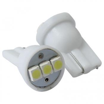 Lampada Auto 3 LEDs 43-LED05 - KX3