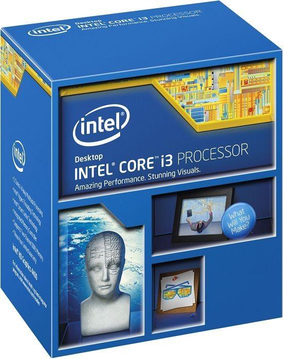 Processador LGA 1150 Core i3 4150 3.5Ghz 3MB BX80646I34150 BOX  Intel  - Glacon Informática