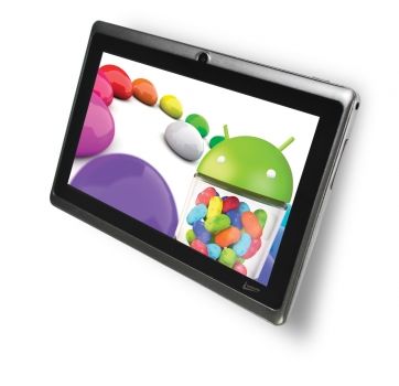 Tablet Leader Pad Dual Core 1.2GB Memória RAM 1GB Armazenamento 8GB 1.3MP Mini HDMI Android 4.1 (7091) - Leadership
