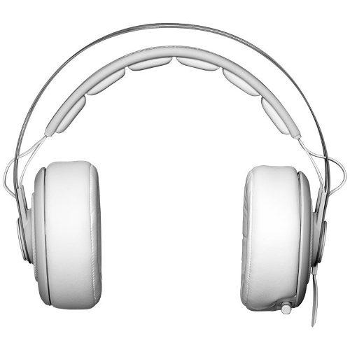 Fone de Ouvido Siberia Elite Branco 7.1 c/ Microfone USB 51151 - Steelseries