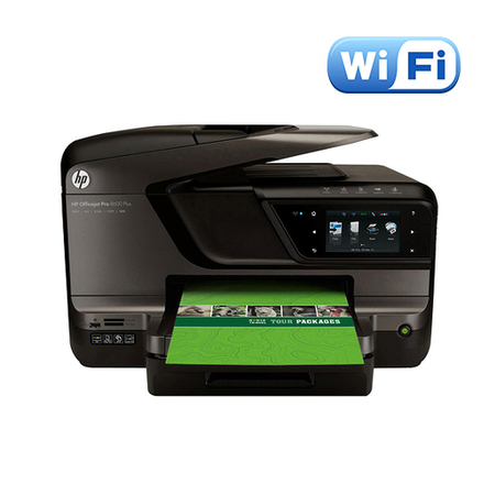 Multifuncional Officejet Pro 8600 Plus CM750A#AC4 - HP