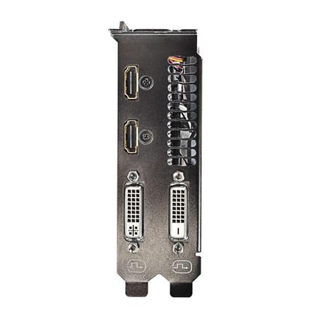 Placa de Video GeForce GTX750 1GB DDR5 128Bits GV-N750OC-1GI - Gigabyte
