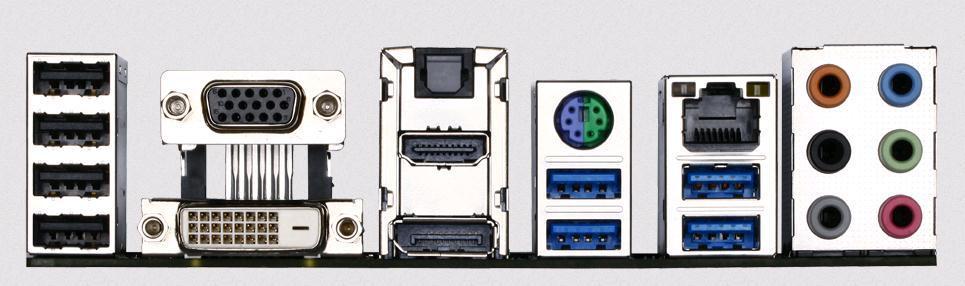 Placa Mãe LGA 1150 GA-Z97X-SOC Force Overclock (S/V/R) - Gigabyte