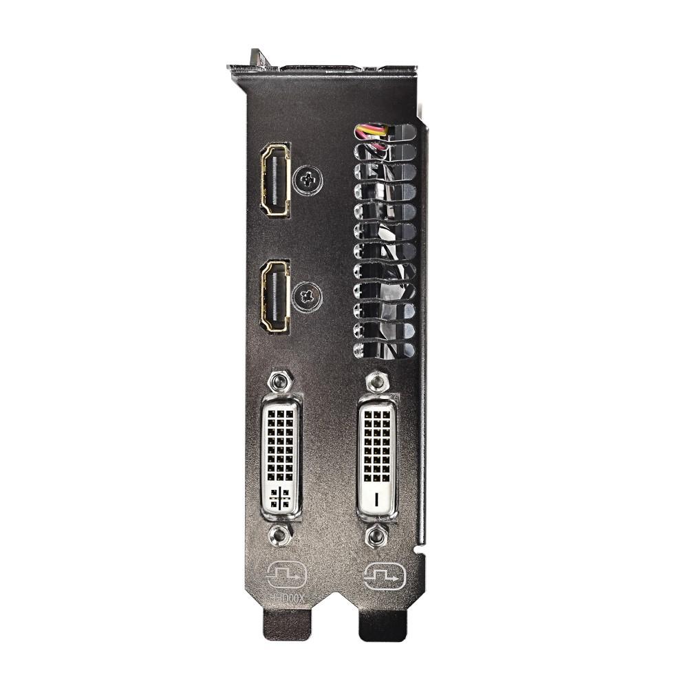 Placa de Video GeForce GTX750TI 2GB DDR5 128Bits OC Windforce GV-N75TWF2OC-2GI - Gigabyte
