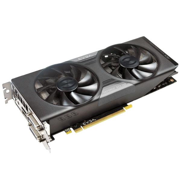 Placa de Video GeForce GTX760 4GB DDR5 256Bits 04G-P4-2767-KR - EVGA