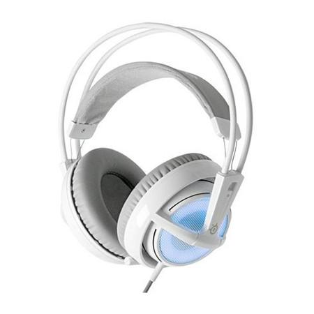 Headset Siberia V2 Especial Edition Frost Blue com Microfone USB (LED Azul) 51125 - Steelseries