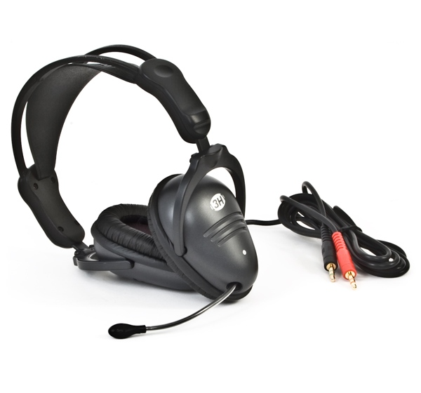 Fone de Ouvido com Microfone Retratil 3H VR Preto PN61012 (Dobravel) - Steelseries