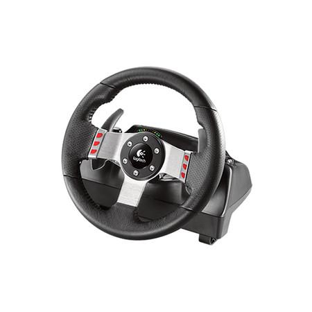 Volante Com Fio G27 Racing PC/PS (941-000045) - Logitech