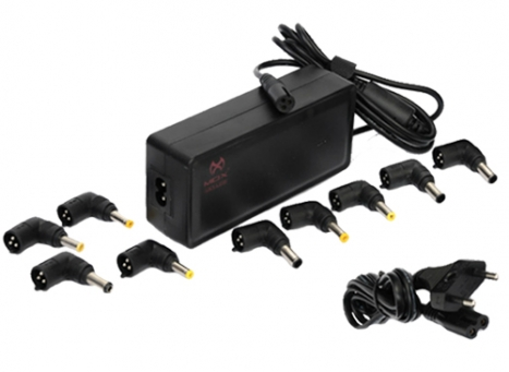 Carregador Universal MO-LC4 Para Notebook Com 9 Pinos - MOX