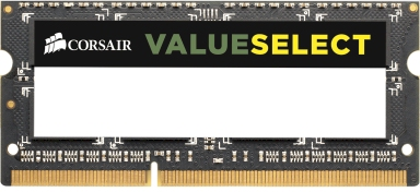 Memoria para Notebook 8GB CL9 1333Mhz DDR3 CMSO8GX3M1B1333C9 - Corsair