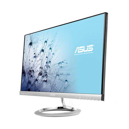 Monitor LED ASUS 23´´ Widescreen Full HD, Painel IPS - MX239H Preto/Prata - Asus