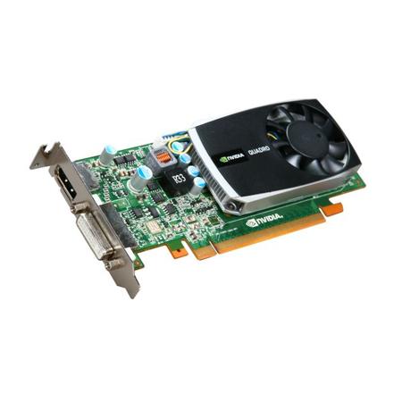 Placa de Video Grafica Quadro 600 1GB DDR3 128Bits VCQ600-PORPB - PNY