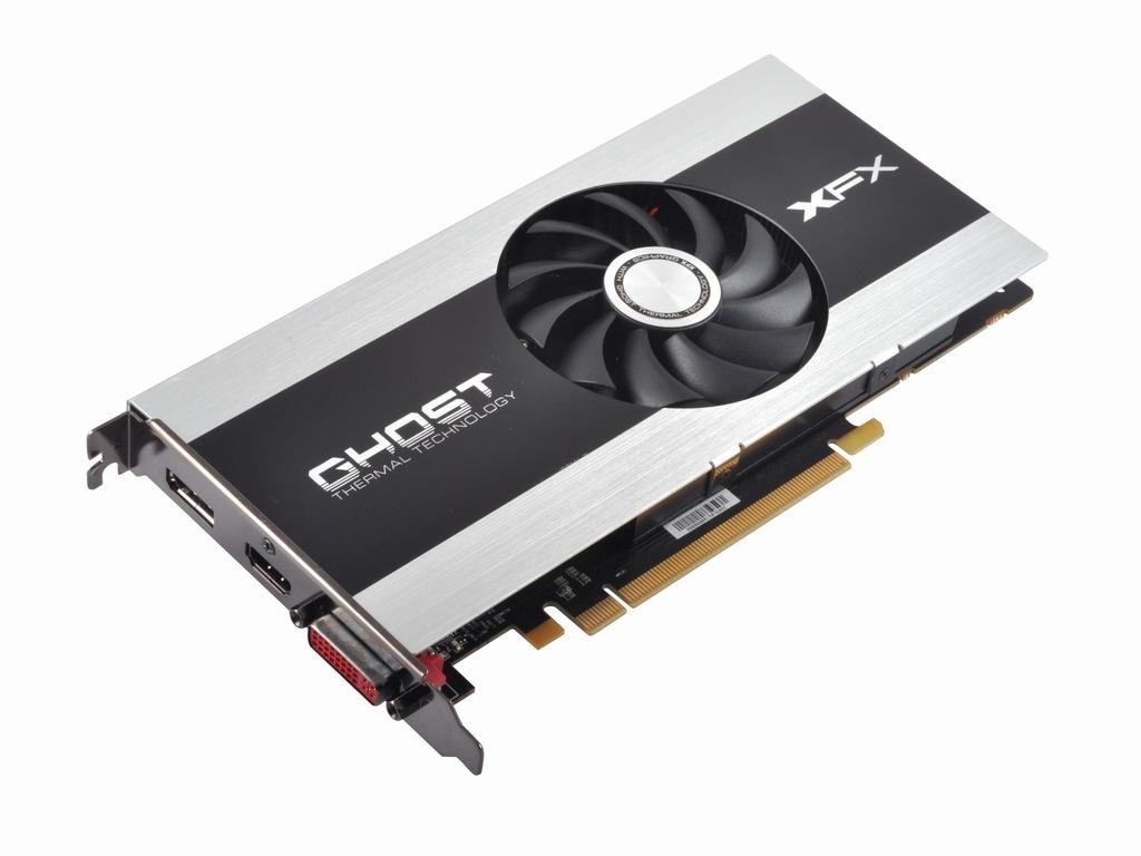 Placa de Video ATI R7 250E 1GB DDR5 128Bits Core Edition R7-250E-ZNP4 - XFX