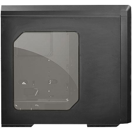 Gabinete ATX Gamer Bizon c/ LED Azul (5 Coolers) 21492 - Pcyes