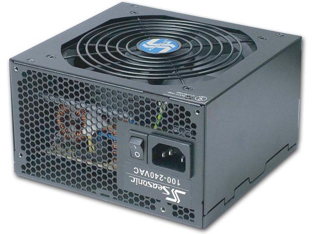Fonte ATX 520W 80 Plus Bronze SS-520GB - Sea Sonic