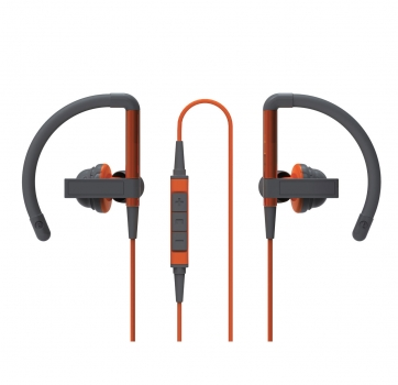 Sports Earphone Laranja 2778 - Leadership