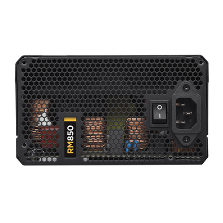 Fonte ATX 850W RM850 Plus Gold Modular CP-9020056-WW - Corsair