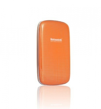 Hard Disk Externo 1TB USB 3.0 DM256-OG-1TB - Matsunichi