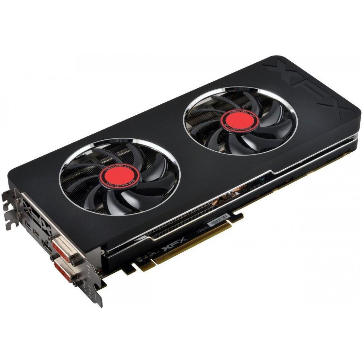 Placa de Video ATI R9 280 3GB DDR5 384Bits Double Dissipation Edition R9-280A-TDFD - XFX