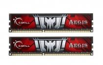 Memoria de 8GB (2x4GB) 1600Mhz Aegis F3-1600C11D-8GIS - G.Skill