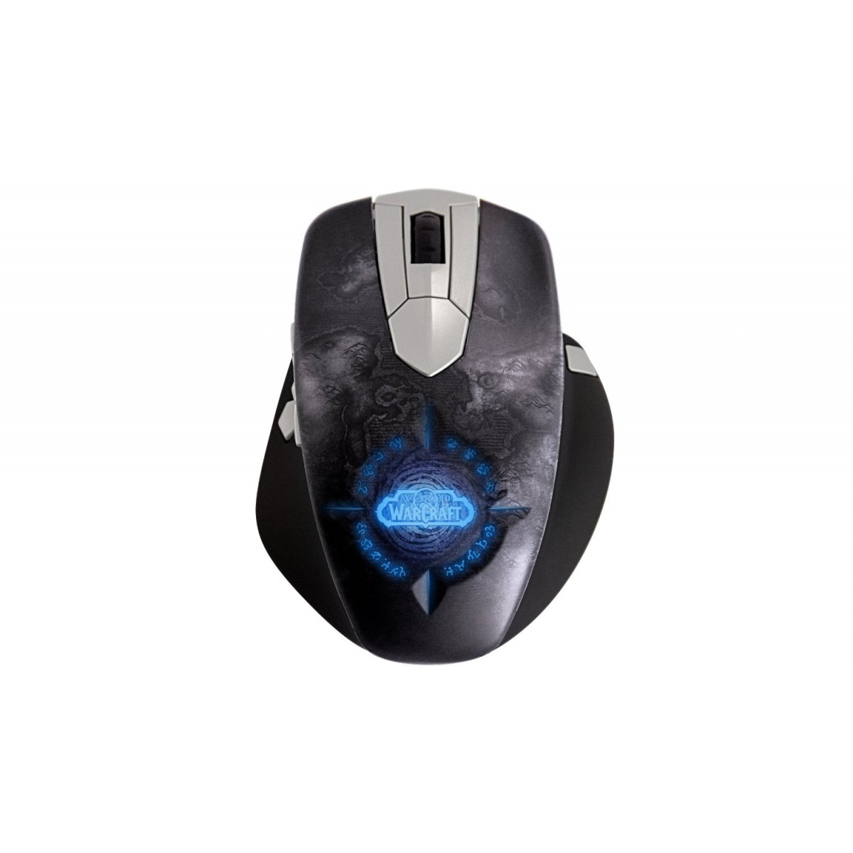 Mouse Gamer WOW MMO Wireless 62220 - Steelseries