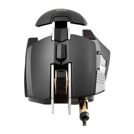 Mouse Gamer Laser 8200dpi com Peso Ajustavel 700M Preto - Cougar