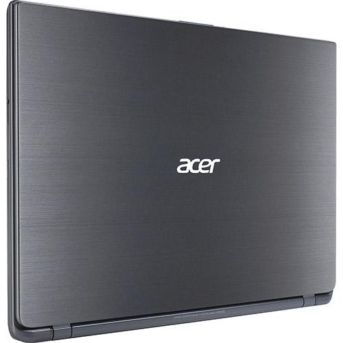 Ultrabook M5-481T-6195 Core i5 4GB 500GB + 20GB SSD DVD-RW LED 14 Windows 8 - Acer