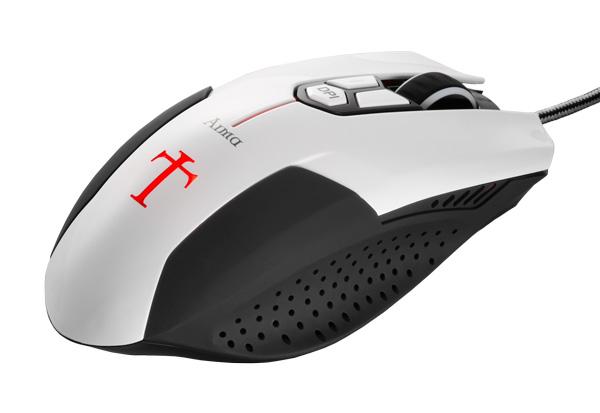 Mouse Gamer Templarius Arma 2600DPI EN54577 - Aerocool