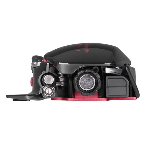 Mouse Gamer Laser Cyborg R.A.T. 7 6400DPI Glossy Black (Ajustavel) MCB4370800C2 - Mad Catz