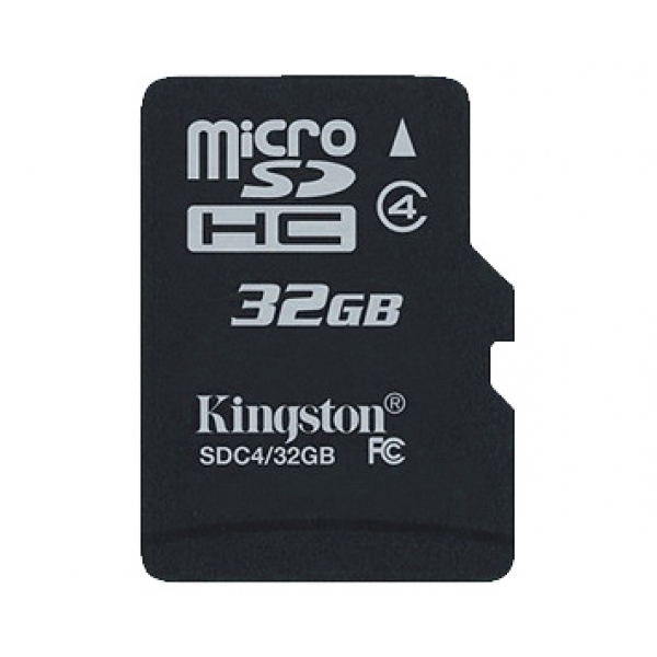Cartao de Memoria 32GB Micro SDHC Classe 10 SDC10/32GB - Kingston
