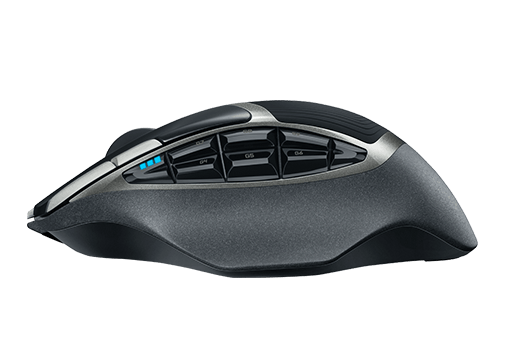 Mouse Gamer Wireless G602 USB 2500 DPI 910-003820 - Logitech