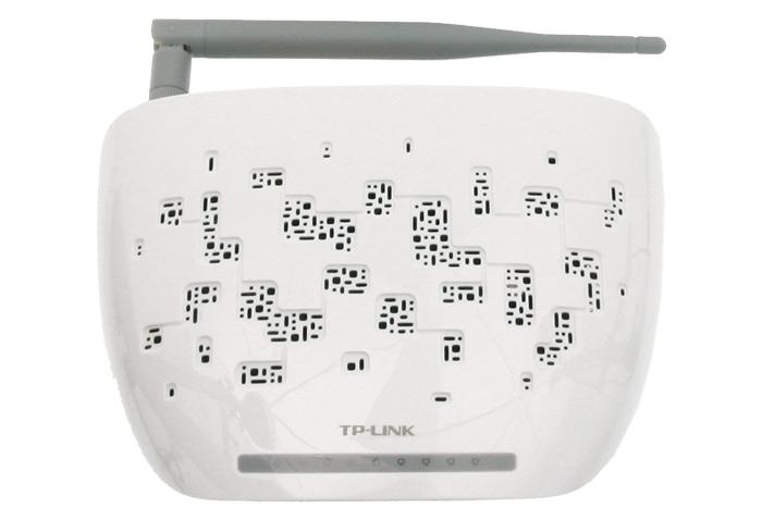 Modem ADSL2+ Wireless Router TP-Link TD-W8951ND (150Mbps) - Tplink