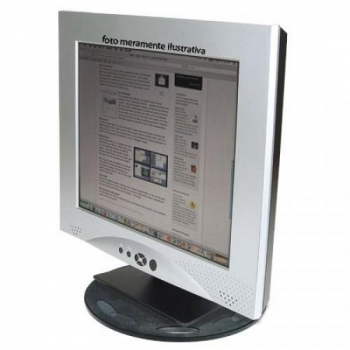 Base giratoria para monitor LCD 1323 - Leadership