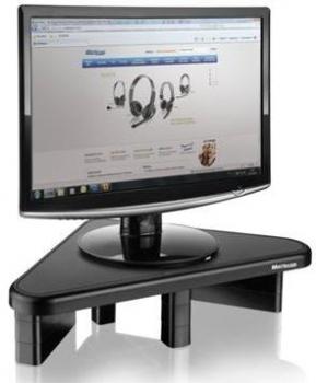Suporte Triangulo Para Monitor de Mesa AC124 - Multilaser