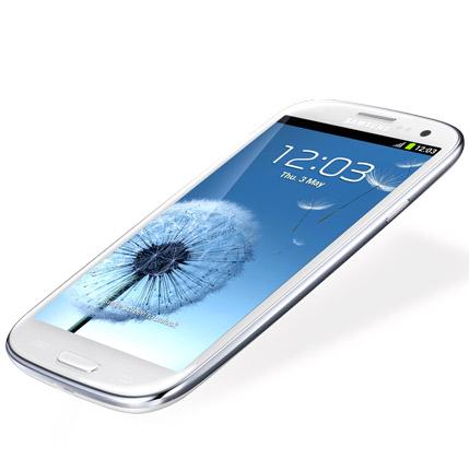 Smartphone Galaxy SIII I9300 Quad-Core 1.4GHz Tela 4.8 Super AMOLED Android 4.0 - Samsung