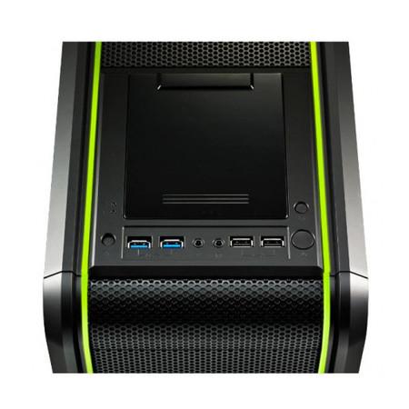 Gabinete ATX NV-692A-KWN5 CM690 II Nvidia Edition - Coolermaster