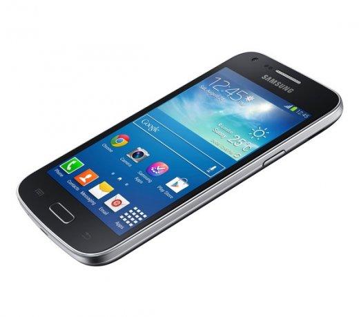 Smartphone Galaxy Core Plus TV G3502 Preto, Dual Chip, TV Digital, Android 4.3, Câmera 5MP, 3G, Wi-Fi, Tela 4,3