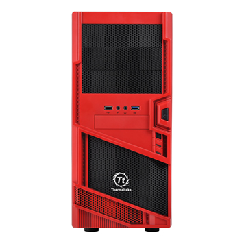 Gabinete ATX TT Commander MS-I Epic Edition VN400A1W2N-B - Thermaltake